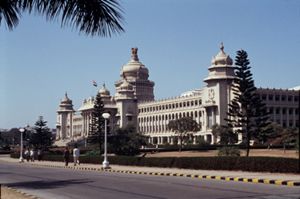 Picture from Bangalore