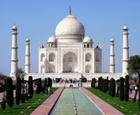 Image of the Taj Mahal